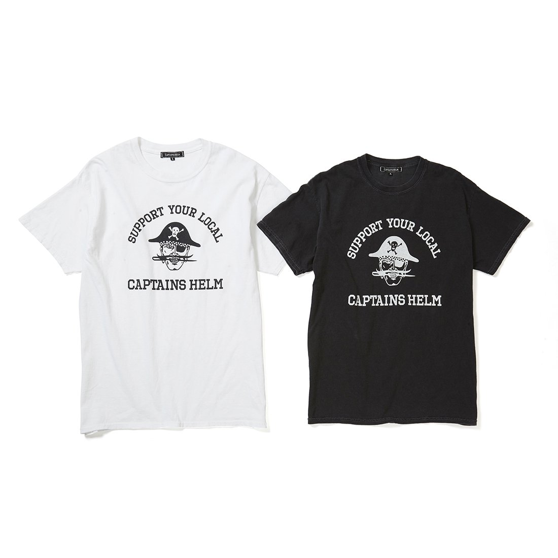 CAPTAINS HELM Pirates   #CAPTAIN TEE