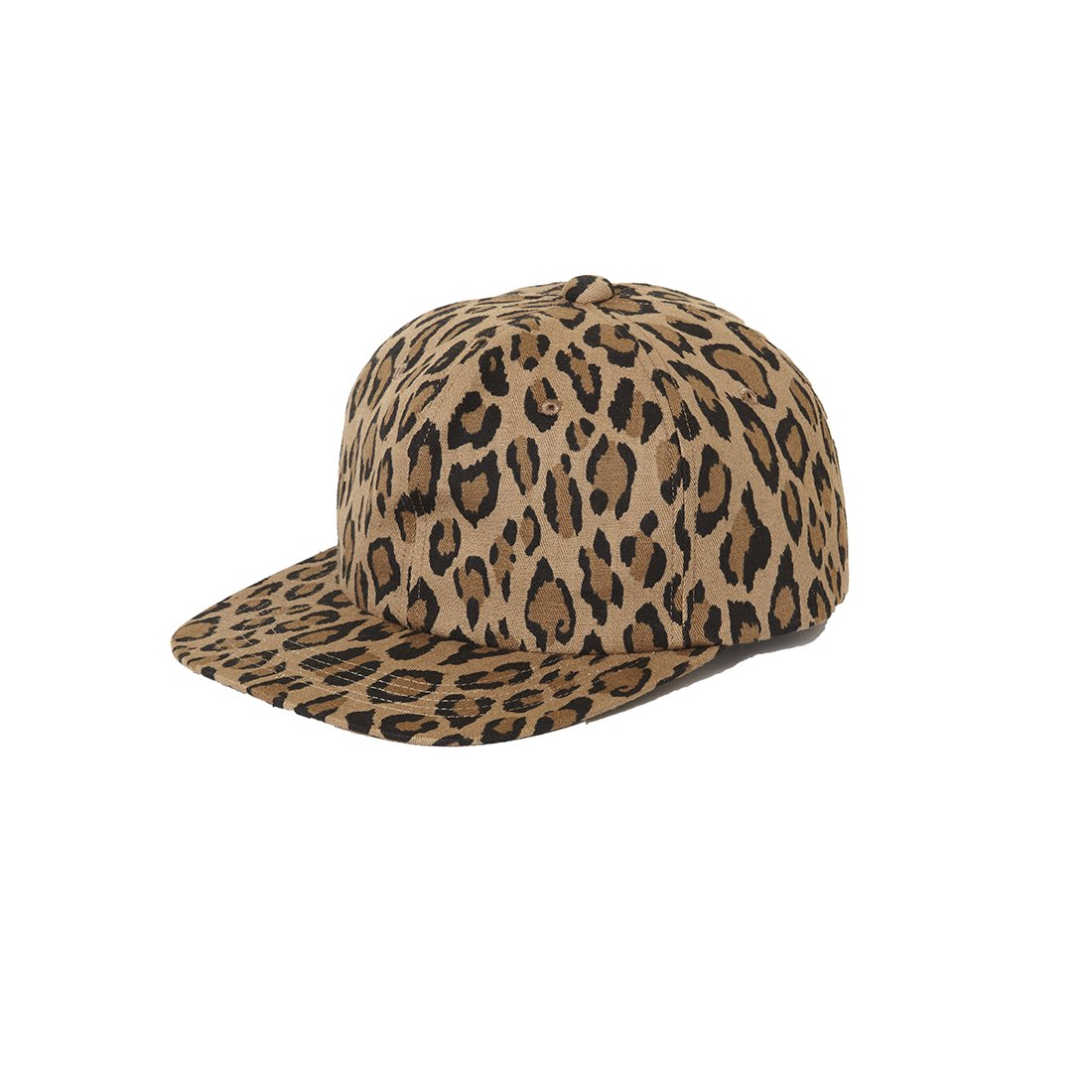 CAPTAINS HELM #LEOPARD CAP