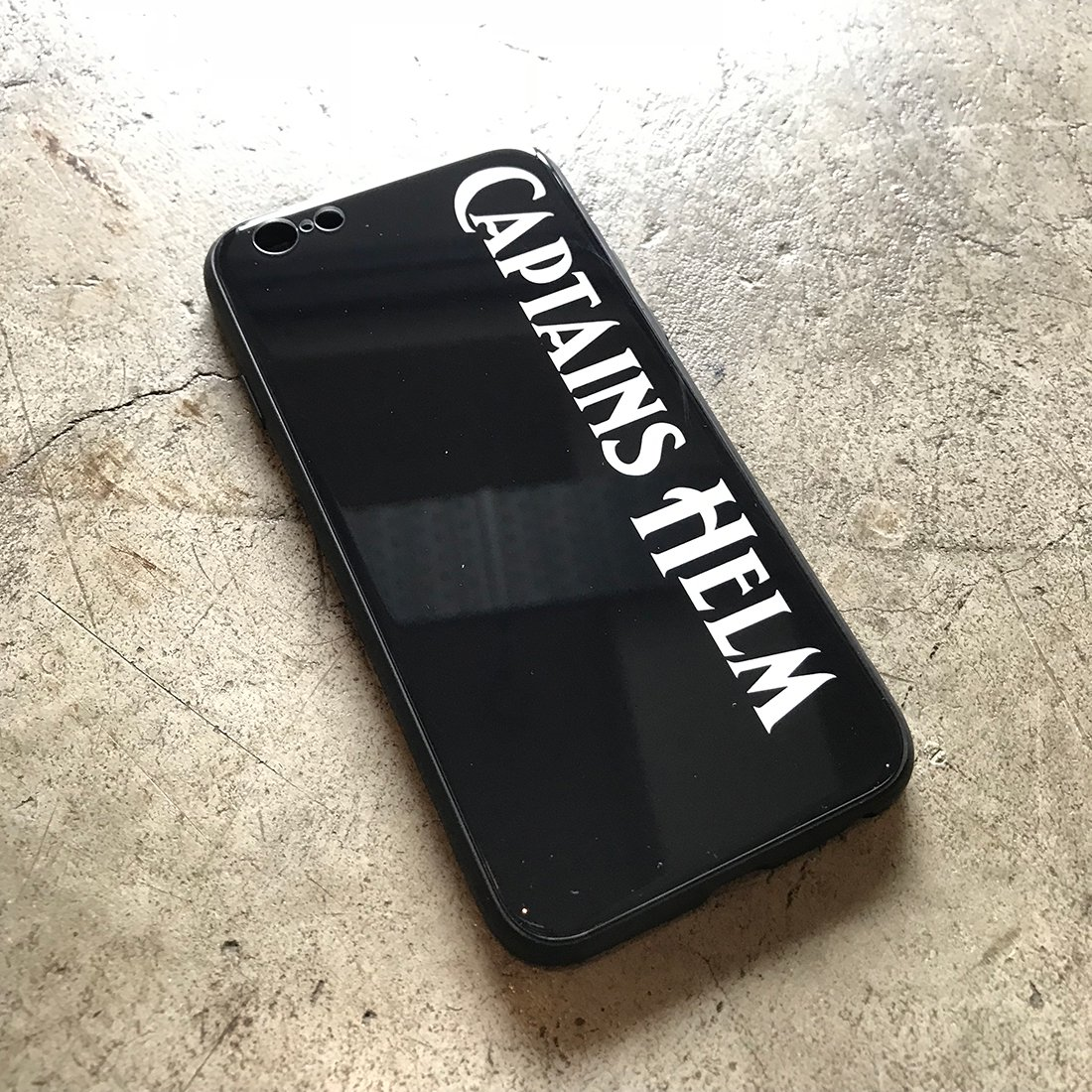 【予約販売】CAPTAINS HELM #iPhone (7/8 Plus) Case