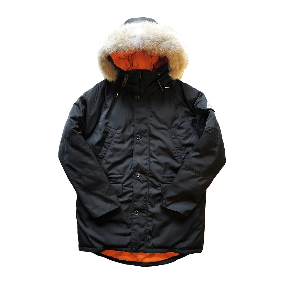 Cape Heights    #DELTA Jacket -BLACK