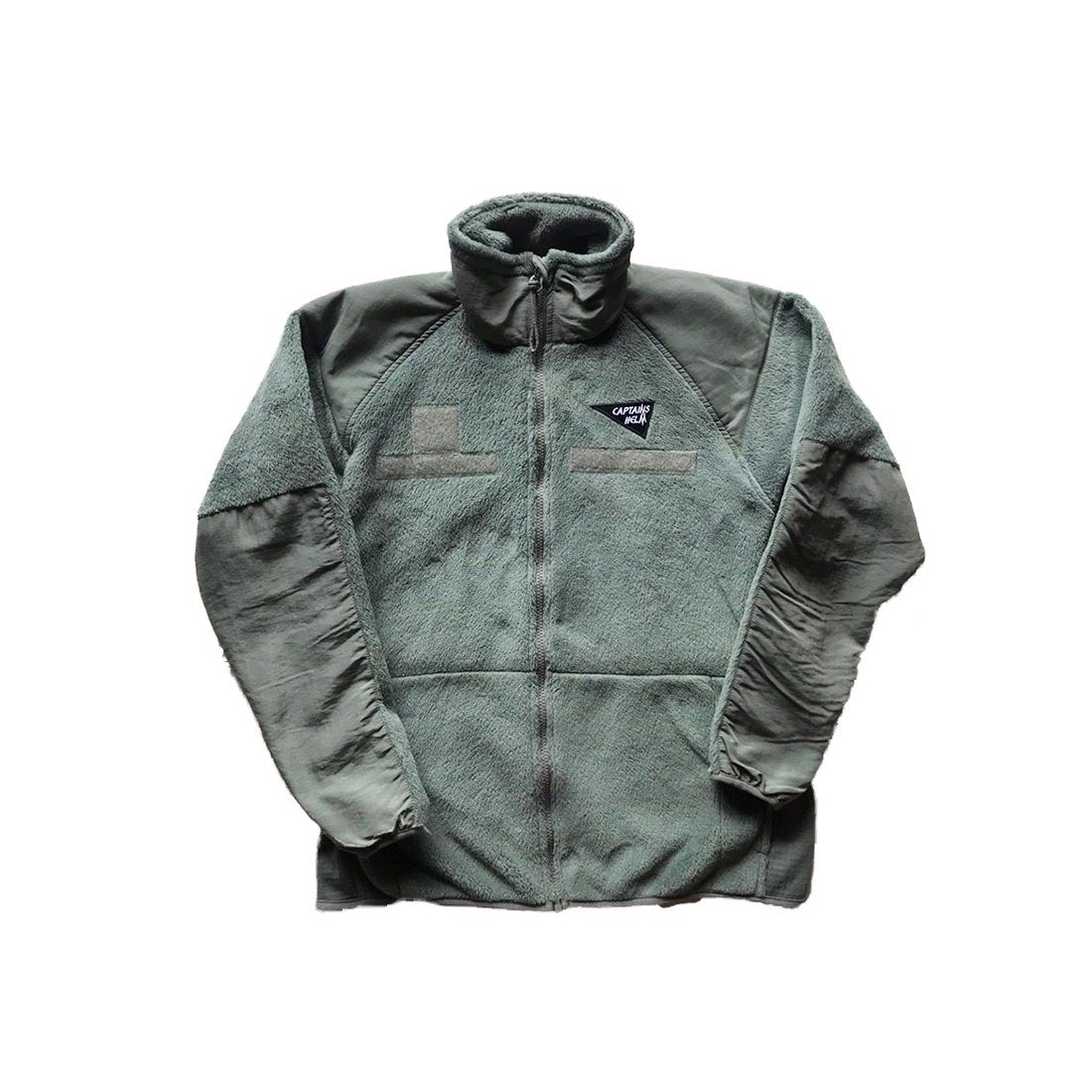 U.S MILITARY × CAPTAINS HELM    #L3 FLEECE MILITARY JACKET