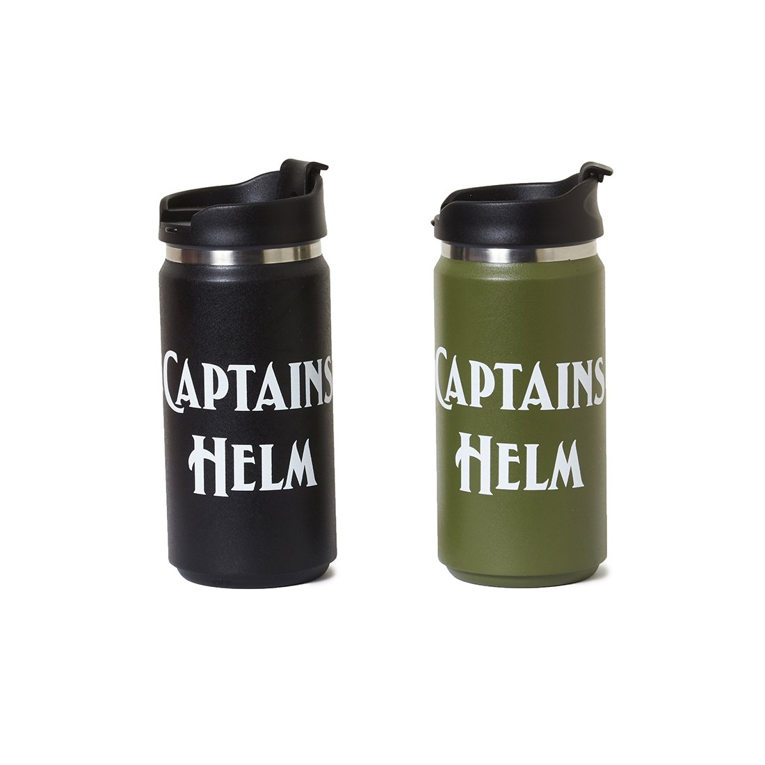 CAPTAINS HELM #THERMO STRAIGHT TUMBLER