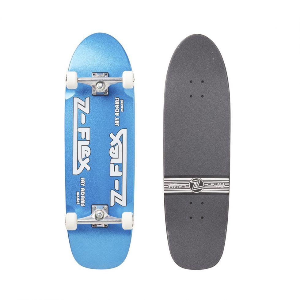 Z-FLEX Skateboards #33INCH COMPLETE -BLUE