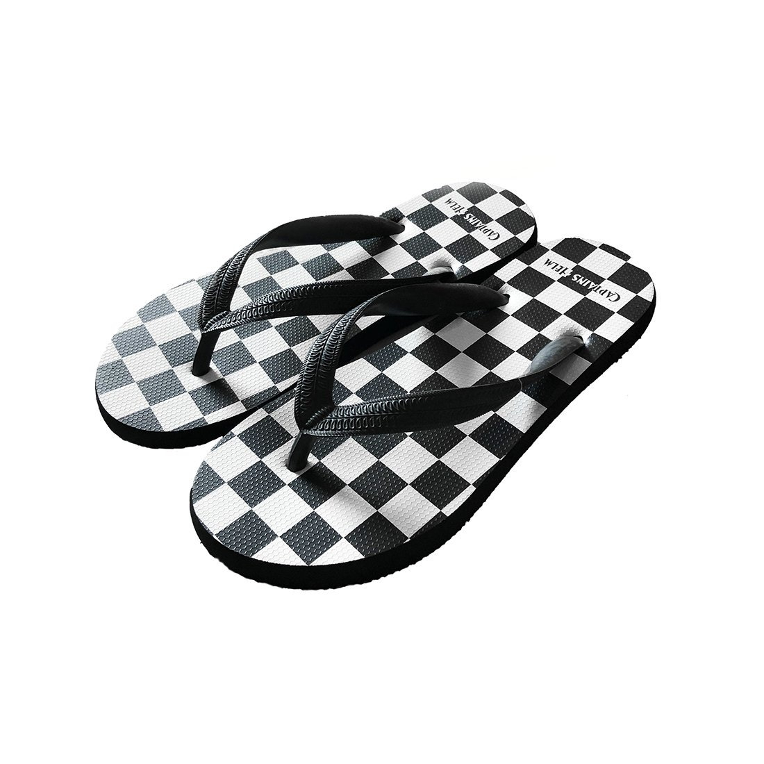 CYAARVO × CAPTAINS HELM #CHECKER  FLIP-FLOP -CHT Limited Color