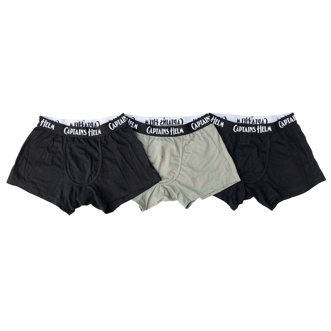 CAPTAINS HELM #3PACK UNDER PANTS