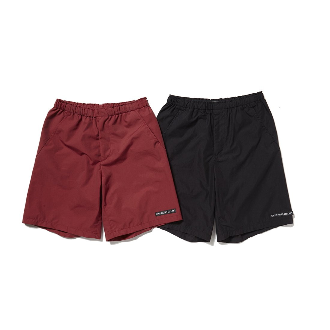 CAPTAINS HELM #NYLON ACTIVE SHORTS