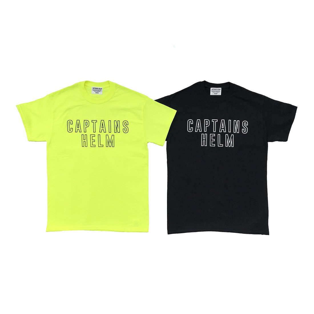 CAPTAINS HELM #CH/CA TEE