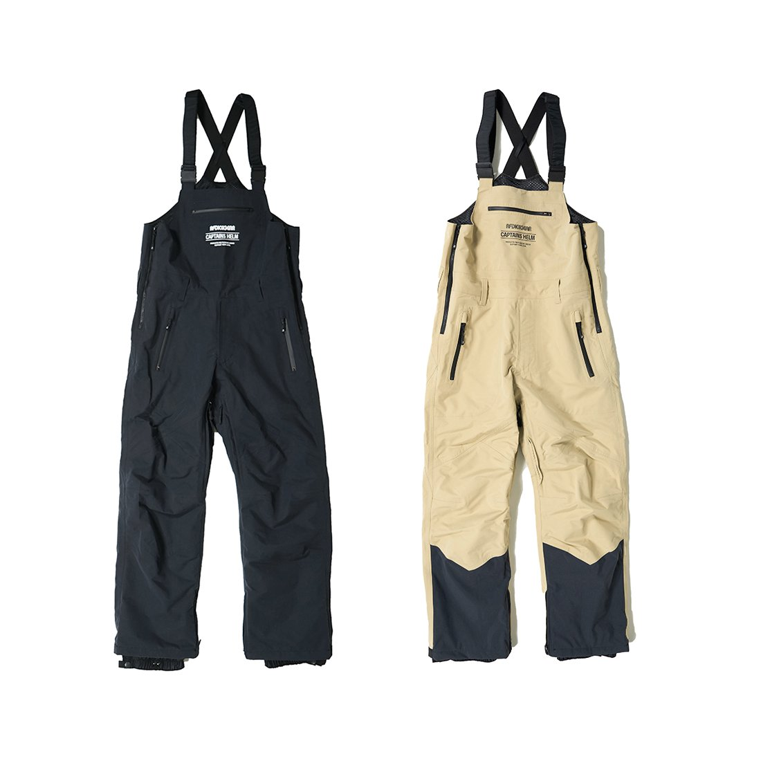 AFDICEGEAR × CAPTAINS HELM #ALL CONDITION SHELTER PANTS