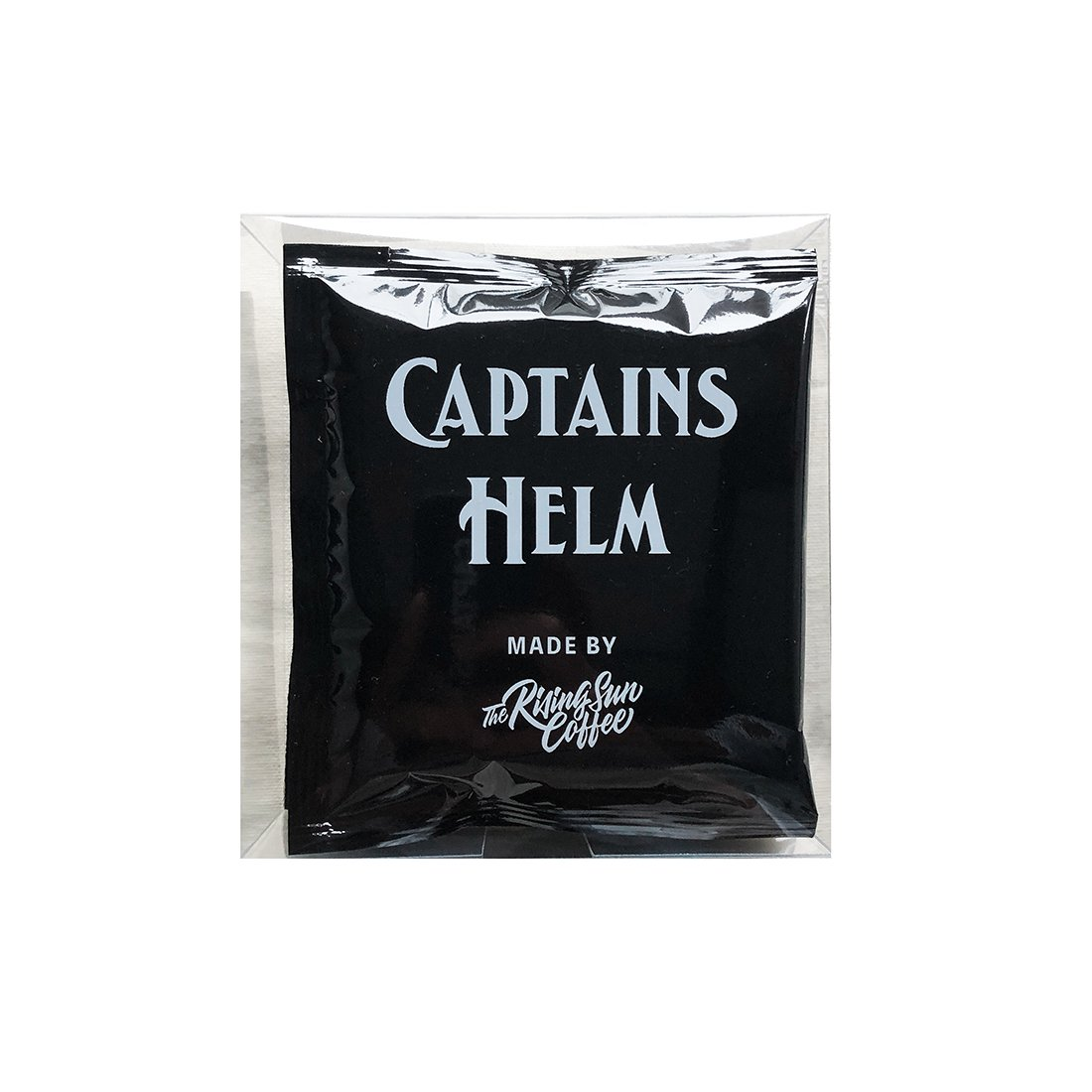 THE RISING SUN COFFEE × CAPTAINS HELM    #ORIGINAL DRIP PACK -HELMS BLEND-