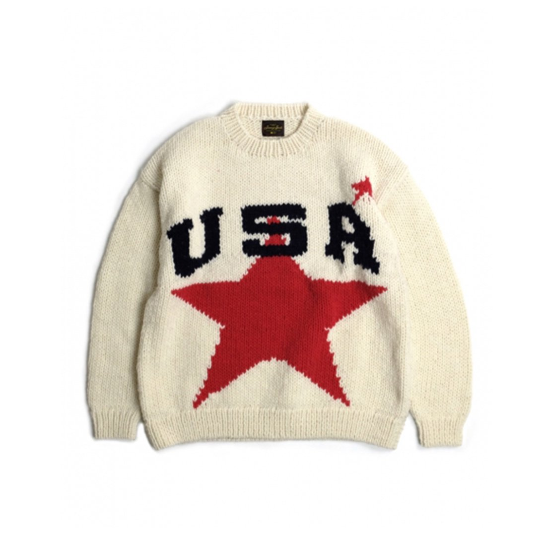 SUNNY SPORTS #USA CREW SWEATER