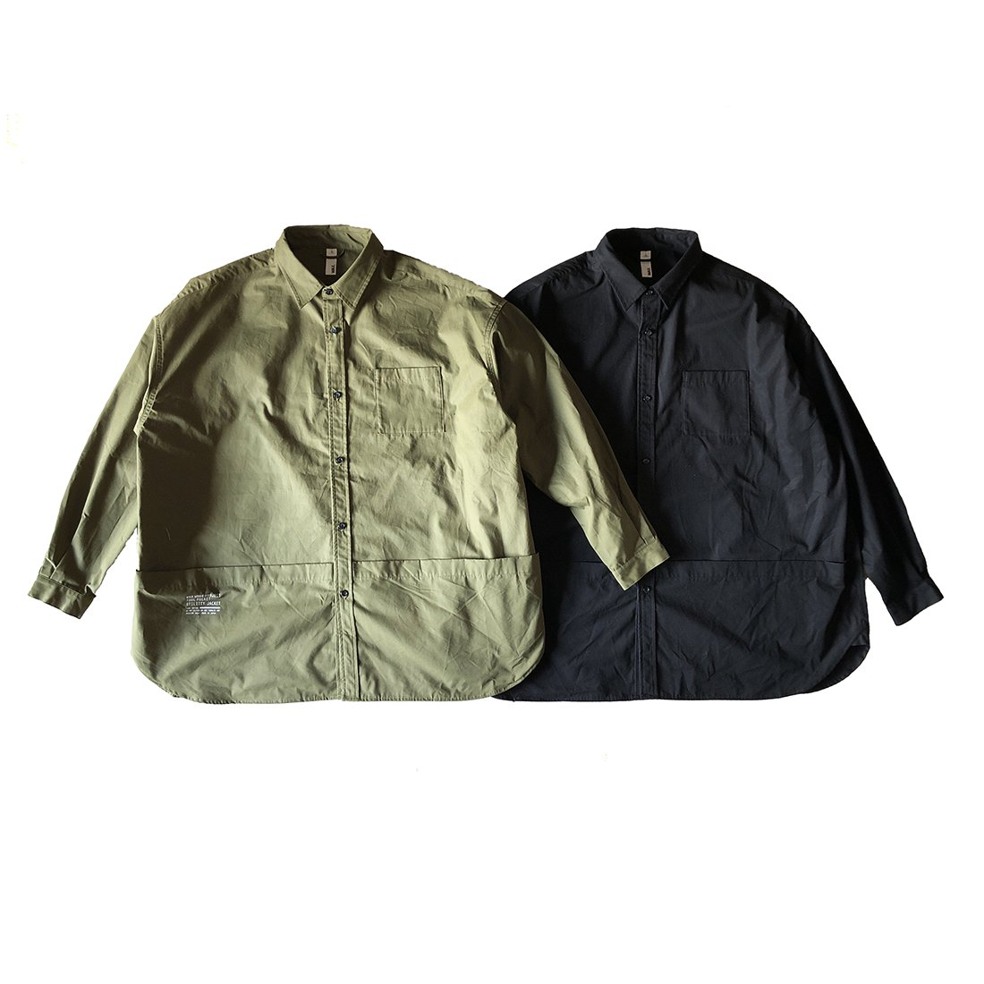WAX #TOOL POCKET SHIRTS JACKET