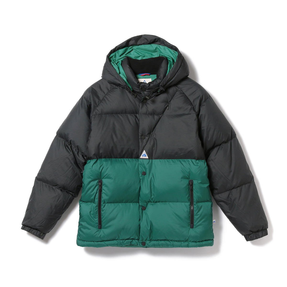 Cape Heights    #LUTAK TECH Jacket  -BLACK/SPRUCE