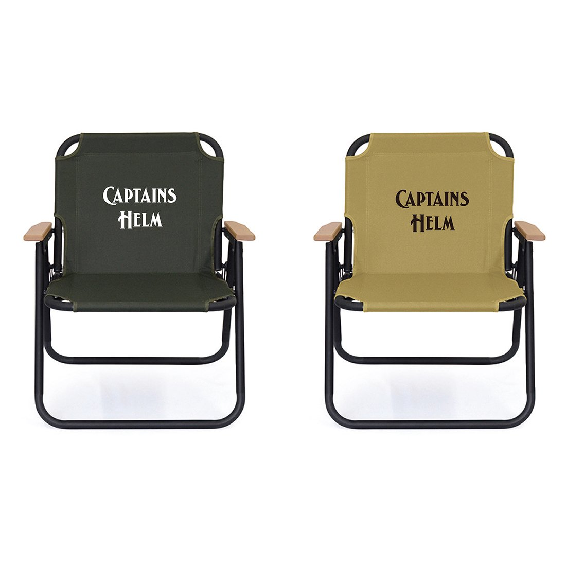 CAPTAINS HELM #CAMP CHAIR