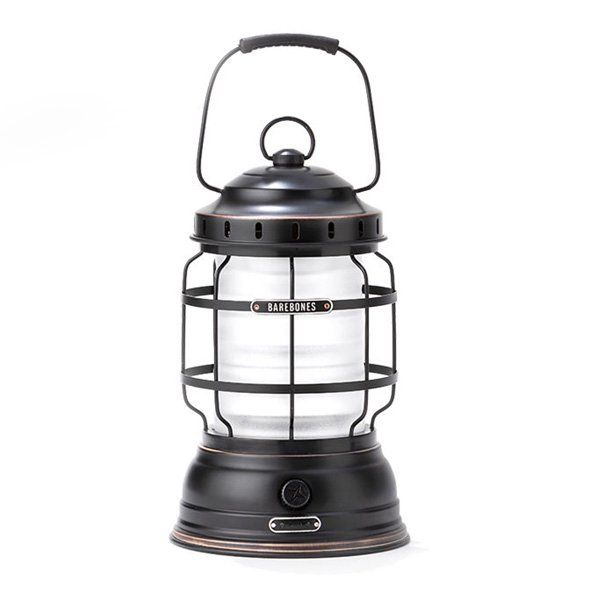 BAREBONES LIVING #FOREST LANTERN LED2.0 -Antique Bronze