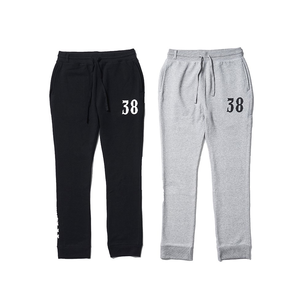 CAPTAINS HELM #LOCALS LOGO SWEAT PANTS
