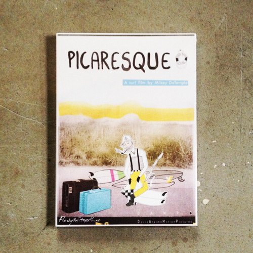 【PICARESQUE】 -a surf film by MIKEY DETEMPLE
