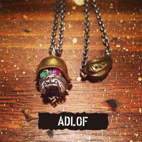 PEANUTS & Co. #BULL PENDANT -ADOLF