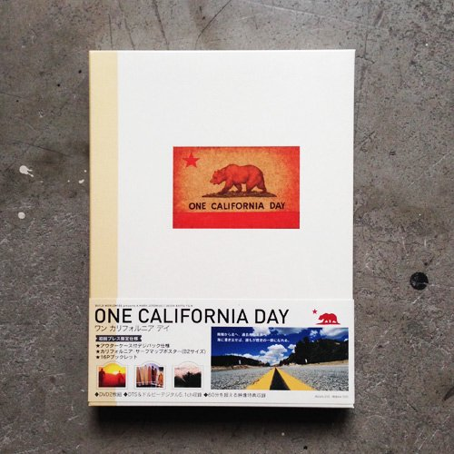 【ONE CALIFORNIA DAY】