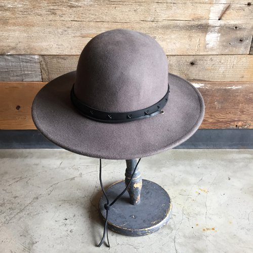 BRIXTON #CLAY HAT -Gray