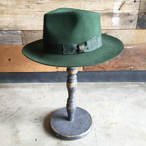 BRIXTON #LOPEZ FEDORA -Hunter Green