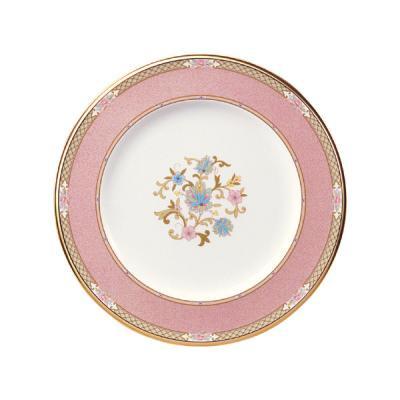 ノリタケ 食器  ヨシノ 21.5cmデザート皿(ピンク)