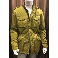 Hevo 【イーヴォ】 『519H33』 ThermoreライニングM-65型ナイロンジャケット (Olive Green)<img class='new_mark_img2' src='//img.shop-pro.jp/img/new/icons41.gif' style='border:none;display:inline;margin:0px;padding:0px;width:auto;' />