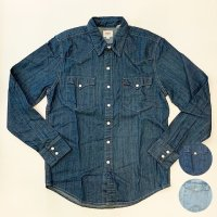 Levi's 【リーバイス】 『CLASSIC WESTERN』デニム・ウェスタンシャツ (全2色)<img class='new_mark_img2' src='//img.shop-pro.jp/img/new/icons41.gif' style='border:none;display:inline;margin:0px;padding:0px;width:auto;' />