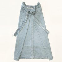 LEVI'S MADE & CRAFTED™ 【リーバイス・メイド・アンド・クラフテッド】 『FIELD SKIRT』 コンフォートスカート(COMFORT DENIM)<img class='new_mark_img2' src='//img.shop-pro.jp/img/new/icons41.gif' style='border:none;display:inline;margin:0px;padding:0px;width:auto;' />