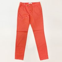 AT.P.CO 【アティピコ】『SOFIA』 コットンストレッチ・シガレットパンツ (Coral)<img class='new_mark_img2' src='//img.shop-pro.jp/img/new/icons41.gif' style='border:none;display:inline;margin:0px;padding:0px;width:auto;' />