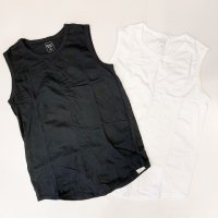 Hanes 【ヘインズ】 HANES UNDIES『SLEEVELESS』 CREW-NECK (全2色)<img class='new_mark_img2' src='//img.shop-pro.jp/img/new/icons56.gif' style='border:none;display:inline;margin:0px;padding:0px;width:auto;' />