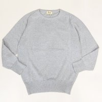 William Lockie 【ウイリアム・ロッキー】 『8277』Pure Real Cotton ラウンドネックニットプルオーバー (6126)<img class='new_mark_img2' src='https://img.shop-pro.jp/img/new/icons41.gif' style='border:none;display:inline;margin:0px;padding:0px;width:auto;' />