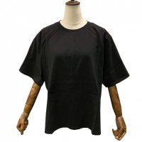 kowtow【コウトウ】『Panel Tee』 ハーフスリーブ・パネル式クルーネックカットソー (Black)<img class='new_mark_img2' src='//img.shop-pro.jp/img/new/icons41.gif' style='border:none;display:inline;margin:0px;padding:0px;width:auto;' />