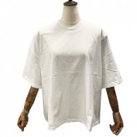 kowtow【コウトウ】『Oversized Boxy Tee』 ハーフスリーブ・クルーネックボックスTシャツ (White)<img class='new_mark_img2' src='//img.shop-pro.jp/img/new/icons41.gif' style='border:none;display:inline;margin:0px;padding:0px;width:auto;' />