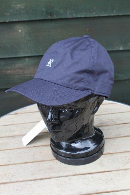 """【RADIALL】(ラディアル)""""UPTOWN 4PANEL BASE BALL CAP""""ベースボールキャップ【NAVY】"""