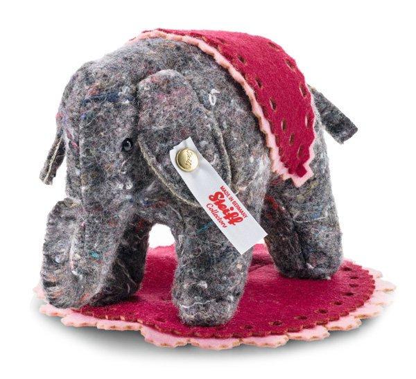 シュタイフ【2016年新作】 デザイナーズチョイス ゾウのウリ 14cm EAN006586