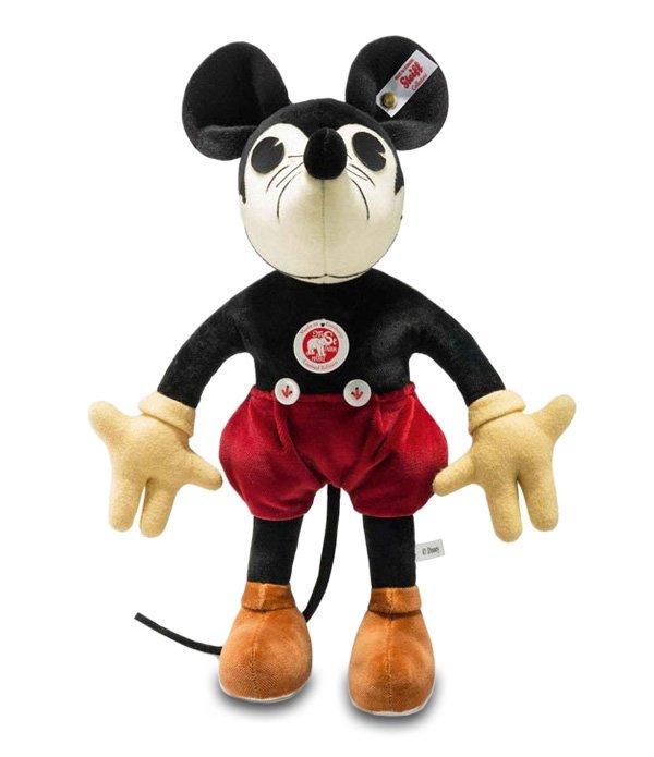 シュタイフ【2017年新作】 ディズニー ミッキーマウス 1932 33cm EAN354601【送料無料】