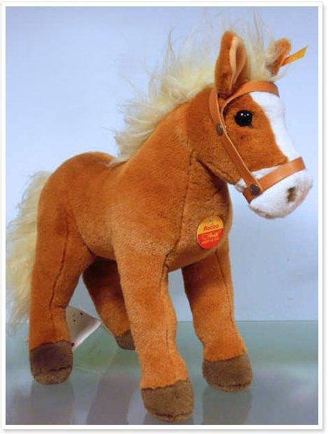 シュタイフ ハノーバー種 馬のレーシー 26cm EAN072673【送料無料】