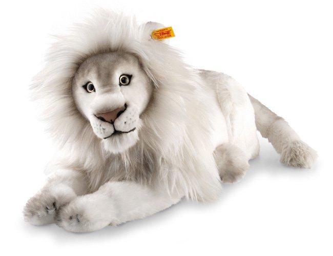 シュタイフ 【2016年新作】ホワイトライオン ティンバ 42cm EAN065637【送料無料】