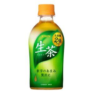 キリン ホット生茶345ml×24本(72本まで1配送)【10月27日出荷開始】
