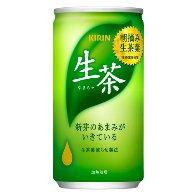 キリン 生茶185g×30本(90本まで1配送)【10月27日出荷開始】