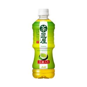 アサヒ 匠屋 緑茶500ml×24本(48本まで1配送)【10月27日出荷開始】