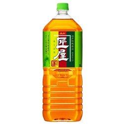 アサヒ 匠屋 緑茶2000ml×6本(12本まで1配送)【10月27日出荷開始】