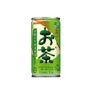 サンガリア おいしいお茶 190g×30本(90本まで1配送でお届けします。)【10月27日出荷開始】