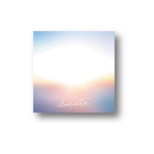 2nd Mini Album「elements」