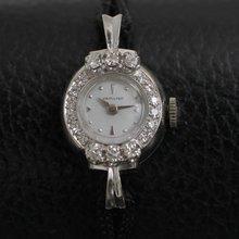 ハミルトン ダイヤ巻き時計