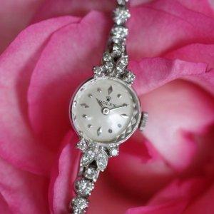 ロレックス ROLEX  ダイヤブレス レディース アンティーク時計