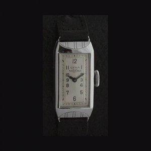 シーマ CYMA のアールデコ時計