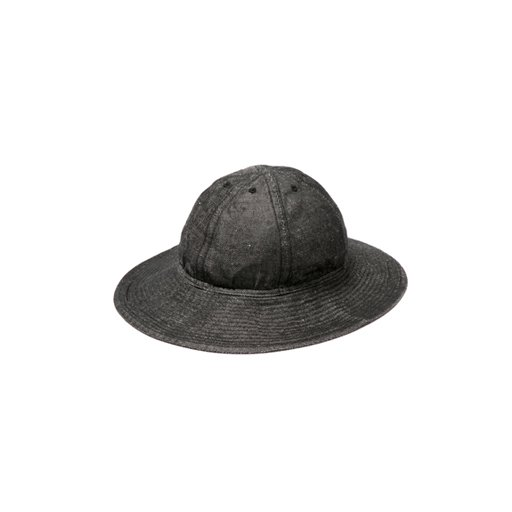 <img class='new_mark_img1' src='http://toff-shop.jp/img/new/icons8.gif' style='border:none;display:inline;margin:0px;padding:0px;width:auto;' />COMESANDGOES Linen Denim Ballon Hat