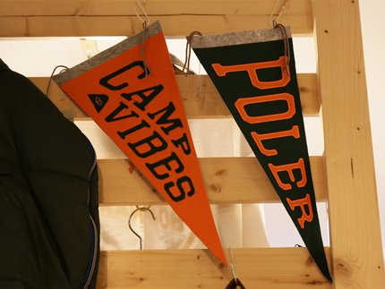 Pennants - Green, Orange
