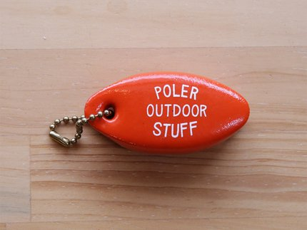 FLOATY KEYCHAIN - Orange